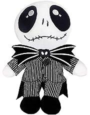 "Originalidad Nightmare Before Christmas Plush Stuffed Jack Skellington 8"" Plush Doll"