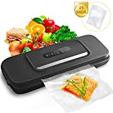 Vacuum Sealer Machine for Food- Automatic Food