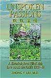Unspoken Passions, Zhong Liu, 0595672094