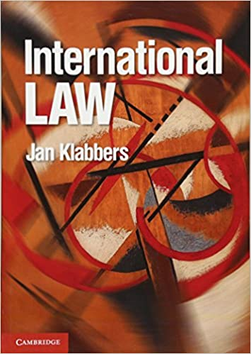 International Law: Jan Klabbers: 8601234581833: Amazon com: Books