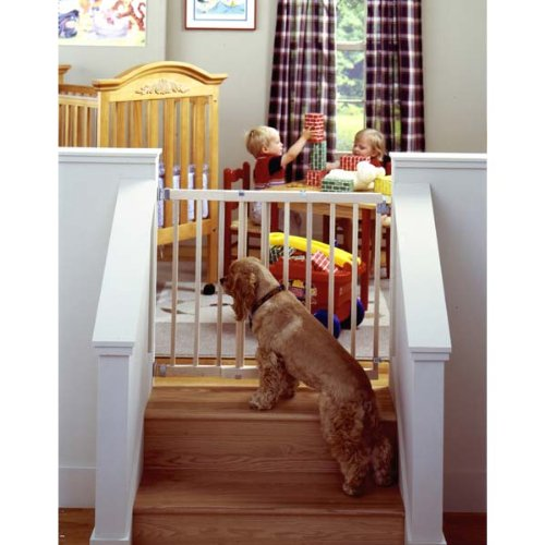 Price comparison product image North States Stairway Swing Gate Boxed
