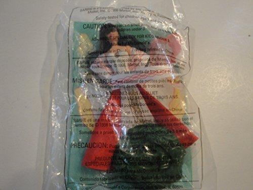 1996 Mcdonalds Barbie Happy Holidays Barbie Happy Meal Toy #4 MIP