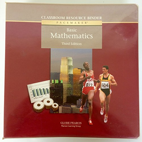 Basic Mathematics: Teachers Resource Binder