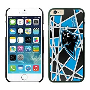 NFL Carolina Panthers iPhone 6 Plus Case 18 Black 5.5 Inches NFLIphone6PlusCases13152 by kobestar