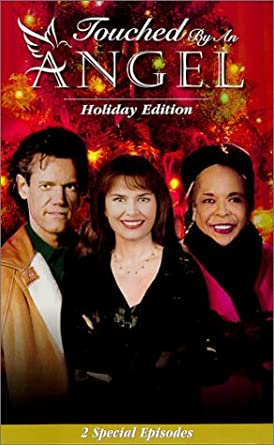 Amazon.com: Touched By An Angel: Holiday Edition [VHS]: Randy ...