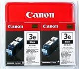 Canon 4479A271 BCI-3e Black Twin Pack