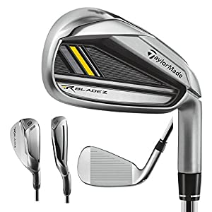 Golf Equipment Review of TaylorMade RBZ Irons, with TaylorMade RBZ video testing footage, images, technology review and conclusion, I really enjoyed putting these to the test, especially at altitude where the ball just flies for miles.