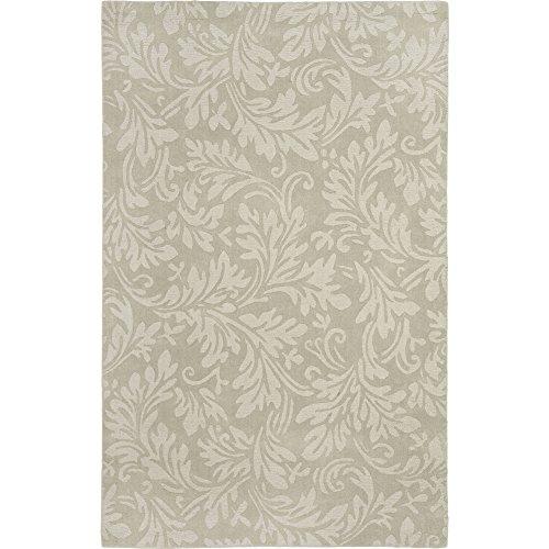 - Safavieh Impressions Collection IM344C Handmade Sage Premium Wool Area Rug (5' x 8')