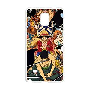 DAZHAHUI Anime One Piece Cell Phone Case for Samsung Galaxy Note4