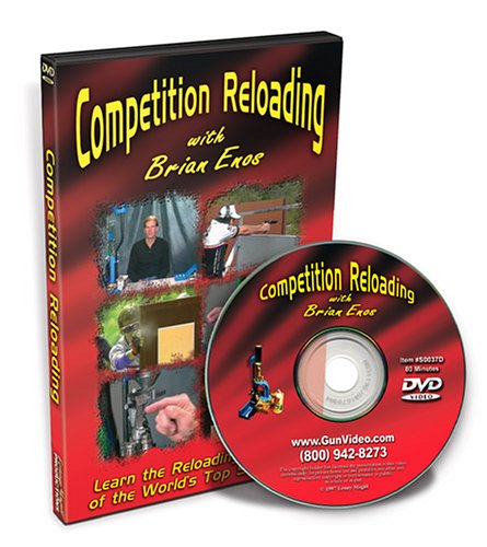Competition Reloading Basics to Advanced