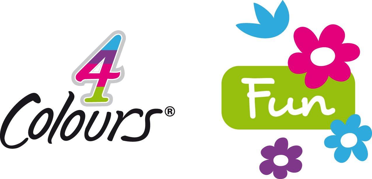 0,32 mm BIC 4-Farb-Druckkugelschreiber BIC/® 4 Colours/® Fun