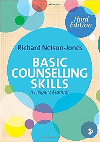 Core Counselling Skills