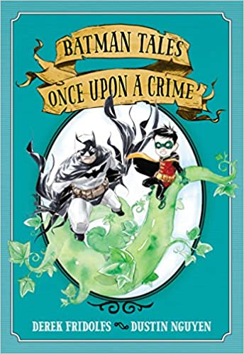 BATMAN TALES ONCE UPON A CRIME: Amazon.es: Derek Fridolfs ...