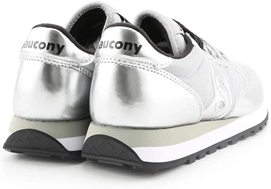 Saucony Fashion Womens 1044461 Silver