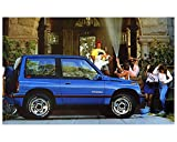1989 GMC Tracker Factory Photo