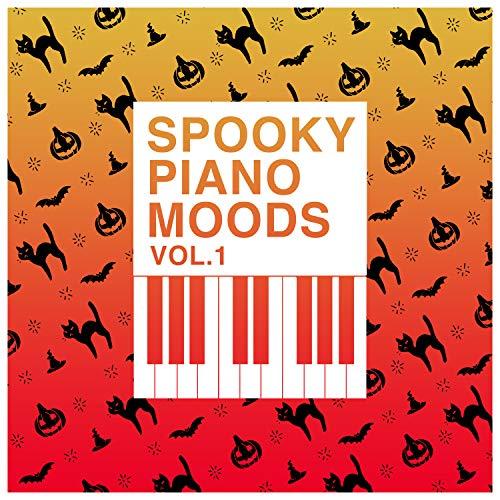 spooky halloween piano moods