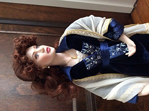 Franklin Mint Collectables (Franklin Mint Rose from TITANIC Doll Flying Scene)