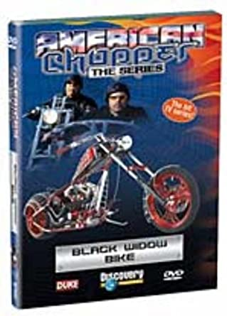 Amazon Com American Chopper Black Widow Bike Movies Tv
