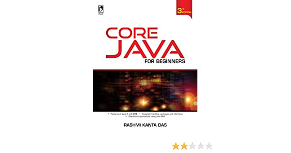 For das kanta by java beginners pdf core rashmi