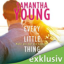 Every Little Thing: Mehr als nur ein Sommer (Hartwell-Love-Stories 2)