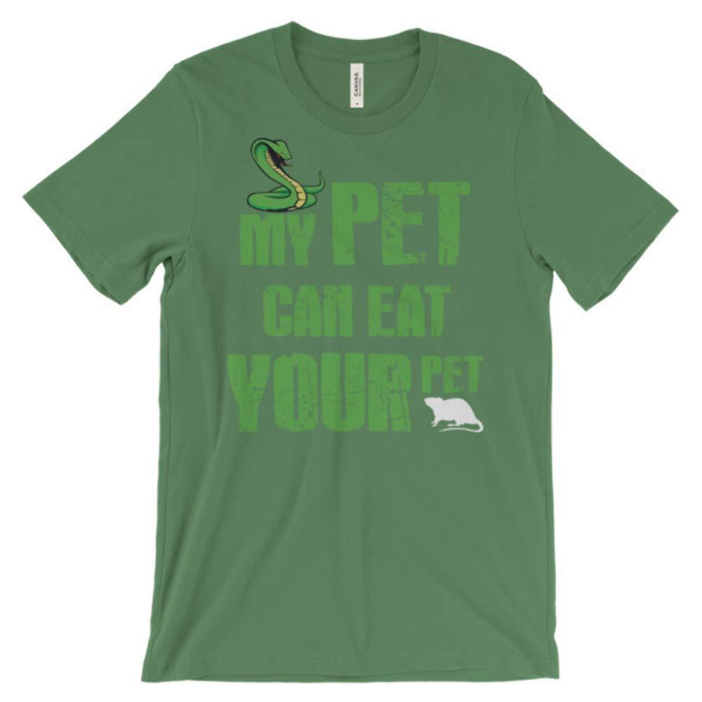 Leaf 3XL Leaf 3XL Reptile T-Shirt 'The Threat'