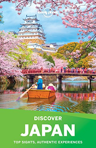 Lonely Planet's Discover Japan (Travel Guide)