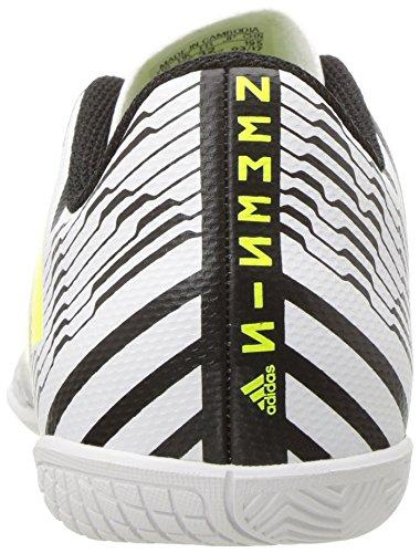 Pictures of adidas Boys' Nemeziz 17.4 in J S82464 White/Solar Yellow/Black 8