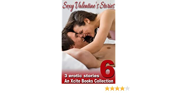 Sexy Valentines Stories - Volume Six - An Xcite Books Collection