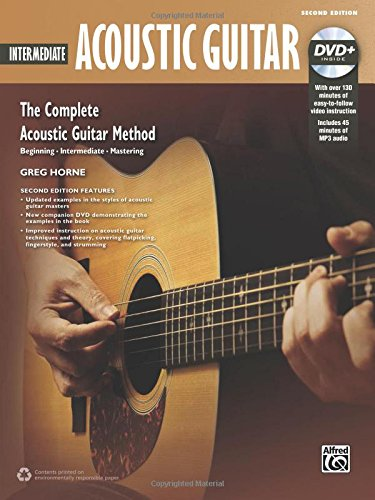 Complete Acoustic Guitar Dvd - 2