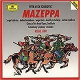 Tchaikovsky - Mazeppa / Leiferkus · Gorchakova · Kotscherga · Dyadkova · Larin · Pederson · Margison · Zednik · Neeme Järvi