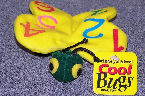Cool Bugs ~ Grade Point (Dragonfly Teddy Bear)
