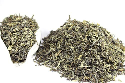 Fresh Chinese Tea Te Verde con Jazmin a Granel Variedad Bi Luo Chun - 100 gr