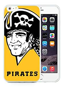 Case For iPhone 6 Plus,old baseball logos White iPhone 6 Plus (5.5) TPU Case Cover