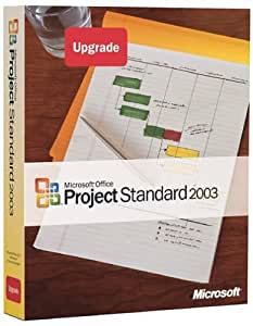 Microsoft Project 2003 Standard Upgrade