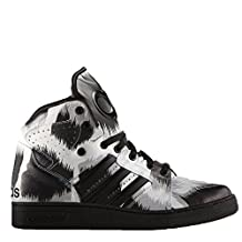 adidas Originals Men's Jeremy Scott Instinct High Leopard Trainers