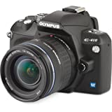 Olympus Evolt E410 10MP Digital SLR Camera with 14-42mm f/3.5-5.6 Zuiko Lens