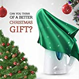 Isteam - Steamer For Clothes [Update version] 7-in-1 Powerful Multi-Use: Wrinkle Remover-Clean-Sterilize-Sanitize-Refresh-Treat-Defrost- Garment/Home/Kitchen/Bathroom/Car/Face/Travel
