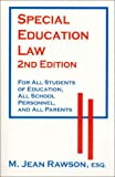 Special Education Law, Esq., M. Jean Rawson, 0967620627