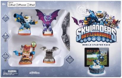 Skylanders Battlegrounds: Mobile Starter Pack - iOS by ACTIVISION: Amazon.es: Videojuegos