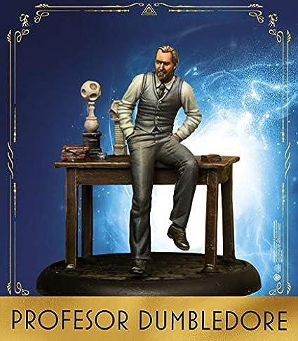 Knight Models Juego de Mesa - Miniaturas Resina Harry Potter Muñecos Professor Albus Dumbledore (Jude Law) Spanish: Amazon.es: Juguetes y juegos