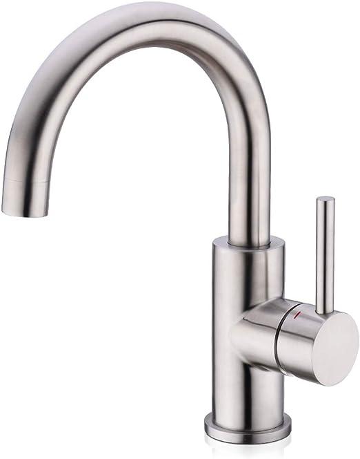 Wasserhahn Waschtischarmatur Küchenarmatur Einhebelmischer Mischbatterie Armatur