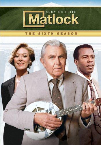 Matlock: The Sixth Season (Full Frame, Dolby, 6PC)