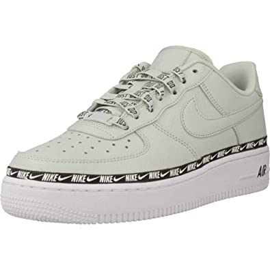 Zapatillas NIKE Air Force 1 Verde Mujer: Amazon.es: Zapatos