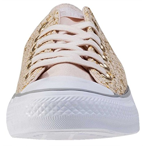Converse Chuck Taylor All Star Ox Damen Sneakers Gold