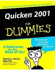 Quicken 2001 For Dummies