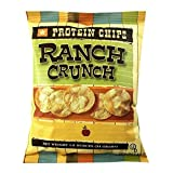 BariatricPal Protein Potato Chips - Ranch Crunch (Case of 80)