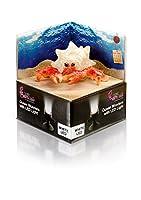 Hydor H2Show Ocean Wonders Hermit Crab Ornament Kit, White