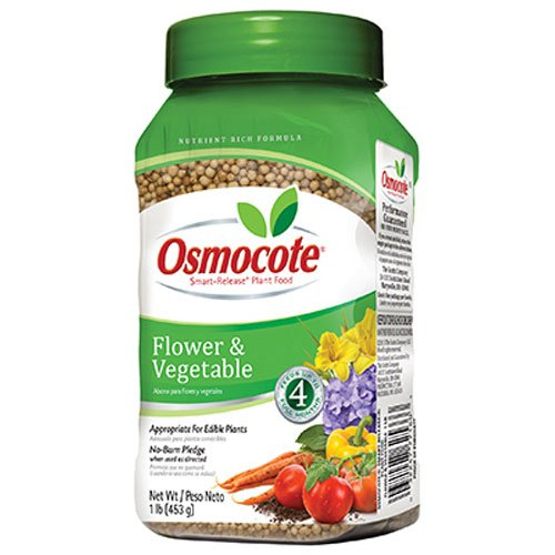 Osmocote Vegetable Smart Release 1 Pound Fertilizer