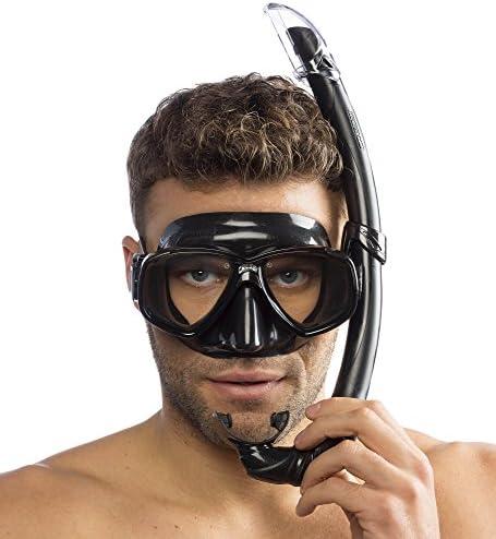 Añadiendo al carrito...Añadido a la cestaNo añadidoNo añadidoCressi Combo Set Perla Conjunto Combinado de máscara de Buceo y Snorkel, Unisex Adulto