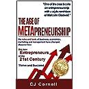 The Age of Metapreneurship: 21st Century Entrepreneurship